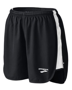 Russell Curved Side Panel Track Short - Womens