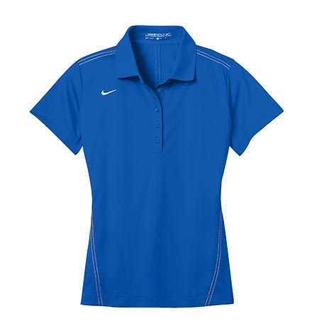 Nike Golf Dri-FIT Sport Swish Pique Polo Polo - Ladies