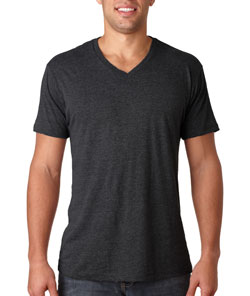 V-Neck Tri-Blend Tee - Adult Mens