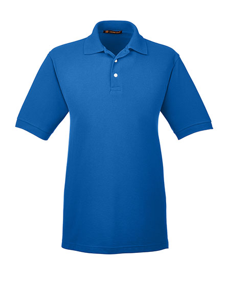 Easy Blend Polo Shirt 5.6 oz Mens