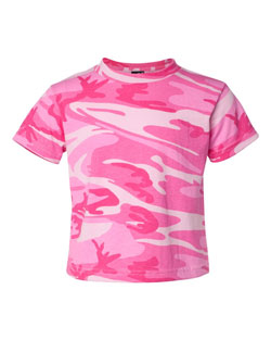 Camouflage T-shirt - Toddler