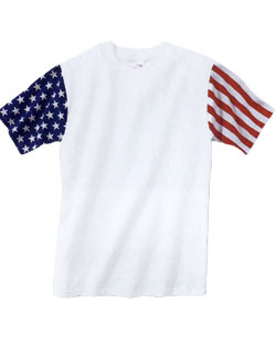 Stars & Stripes T-shirt - Adult