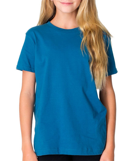 American Apparel Organic Fine Jersey T-Shirt - Youth