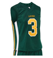 Adult Helix Basketball Jersey