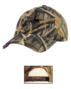 Camouflage Cap Mossy Oak 6 Panel