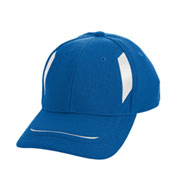 Youth Adjustable Wicking Mesh Edge Cap