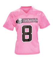 Girls Overtime Football Fan Jersey