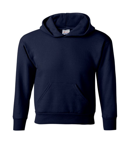 Hanes Hooded ComfortBlend EcoSmart Sweatshirt - Youth