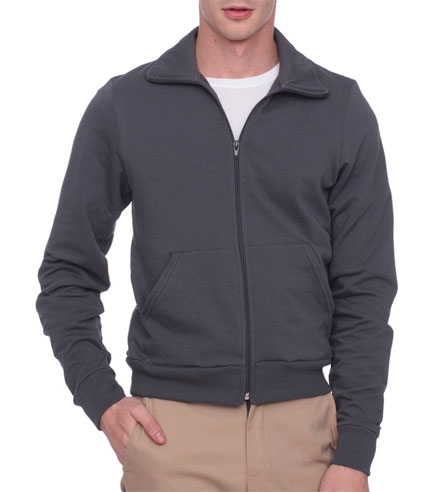 American Apparel Jogger California Fleece Zip Unisex