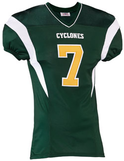 Teamwork Double Coverage Football Jersey - Adult Mens