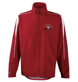 Holloway Sideline Aggression Full Zip Jacket - Adult Mens