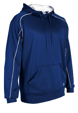 Fleece Hoodie Fusion Oversized Tech Mens