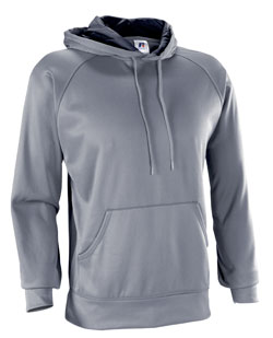 Russell Hooded Fleece Pullover Updated Tech Sweatshirt - Mens