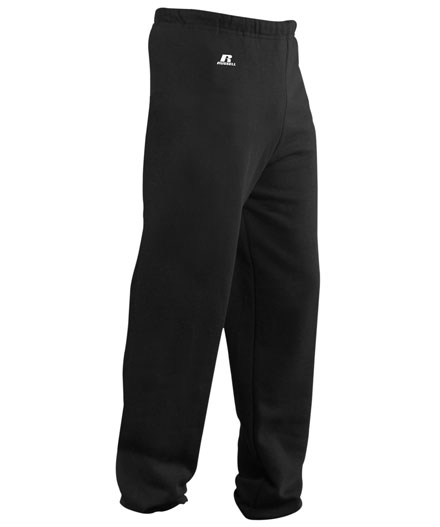 Russell Dri-Power Fleece Closed Bottom Pant - Youth