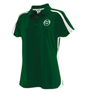 Womens Game Day Polo by Russell Athletic