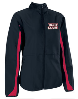 Russell Athletic Team Jacket Game Day Woven Womens
