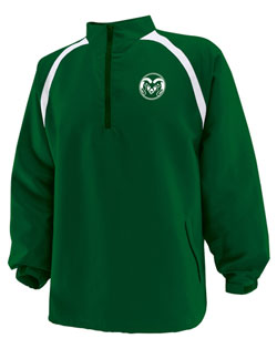 Russell Athletic Team Jacket Game Day 1/4 Zip Mens