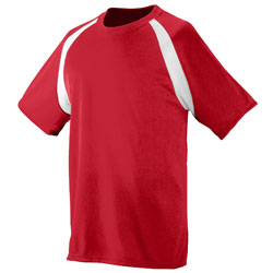 Augusta Wicking Color Block Jersey - Youth