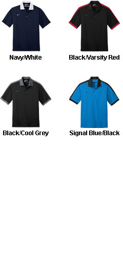 Nike Golf Mens Dri-FIT N98 Polo - All Colors