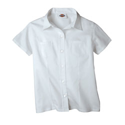 Dickies Blouse Short Sleeve Classic Girls