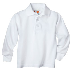 Dickies Pique Polo Shirt Long Sleeve Kids