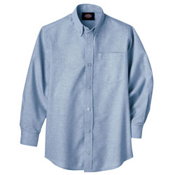 Dickies Oxford Shirt Long Sleeve Boys