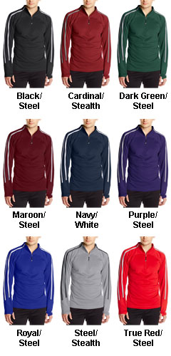 Russell Athletic Tech Fleece 1/4 Zip Jacket - All Colors