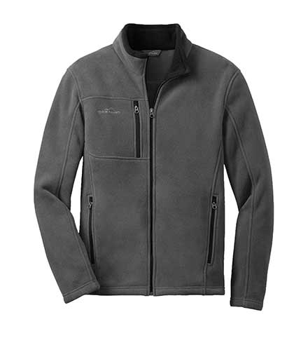 Eddie Bauer Full-Zip Fleece Jacket - Adult Mens