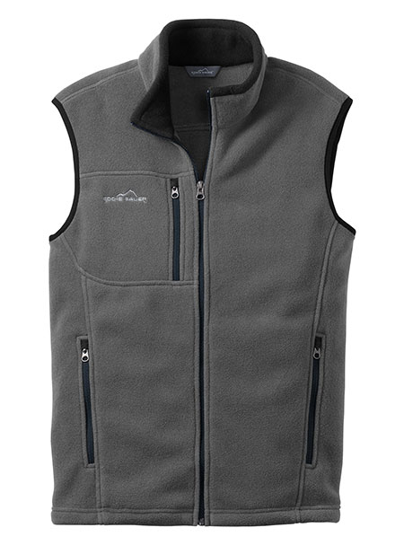 Eddie Bauer® Full Zip Fleece Vest - Adult Mens