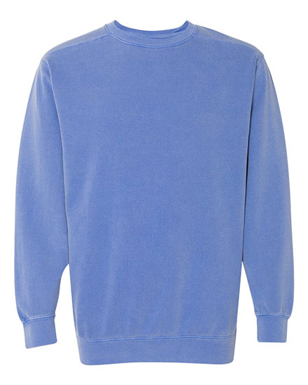 Crewneck Pigment Dyed Sweatshirt - Adult Mens