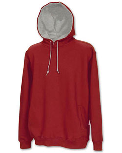 School Hooded Sweatshirt The Rival Two-Tone Youth