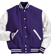Varsity Jacket by Holloway