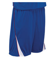 Teamwork Adult Finger Roll 9 Inch Reversible Basketball Short