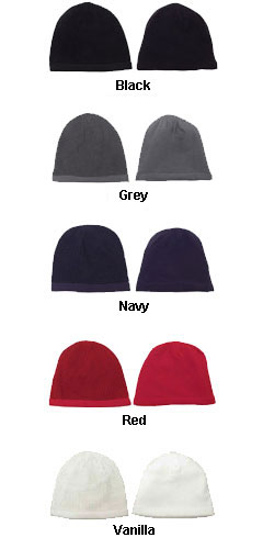 Reversible Beanie - All Colors
