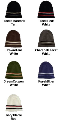 Tahoe Knit Beanie - All Colors