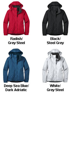 Eddie Bauer® Ladies Rain Jacket - All Colors