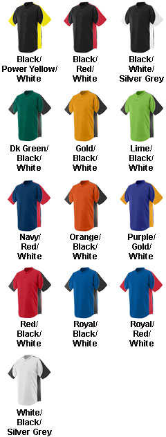 Augusta Youth Blast Jersey  - All Colors