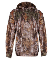 BT5 Performance Camo Fleece Hooded Sweatshirt by Badger