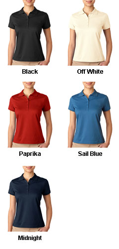 Izod Ladies Pima Cool Polo - All Colors