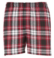 Adult Classic Flannel Boxer