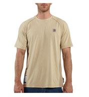 Flame Resistant Force Short Sleeve T-shirt by Carhartt