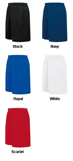 Adult Primo Peformance Short  - All Colors
