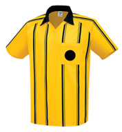 Adult Dominion Short Sleeve Referee Jersey