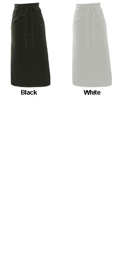 Two Pocket Bistro Apron - All Colors