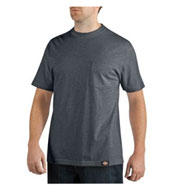 Dickies Short Sleeve 100% Cotton Pocket Tee