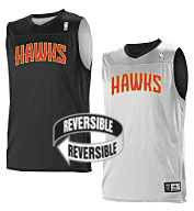 Team NBA Atlanta Hawks Adult Reversible Jersey