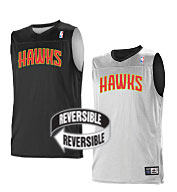 Team NBA Atlanta Hawks Youth Reversible Jersey
