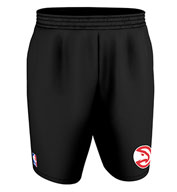 Team NBA Atlanta Hawks Adult Shorts