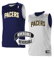Team NBA Indiana Pacers Adult Reversible Jersey