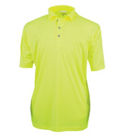 The Hi-Vis Moisture Wicking Polo